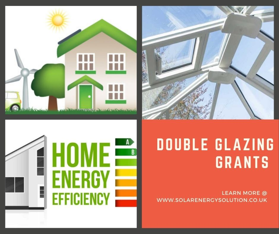 double glazing grants for home energy efficiency